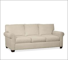 Buchanan sofa in Twill Parchment, $899