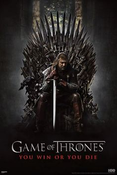 Póster Juego de Tronos. Eddard Stark