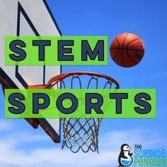 STEM Sports is perfect for the end of the year! Science, engineering, and math are part of these sports-themed team challenges.Because there are 3-4 recording sheet options for each activity, this pack is great for 3rd, 4th, 5th, and 6th grade students!