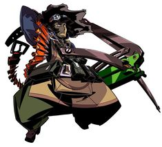 Arbalist Male from Etrian Odyssey III: The Drowned City