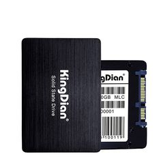 Provide more fast and quick reaction than normal hard disk for this #KingDian S180 60GB #SSD! It is simple and convenient for your taking. Do not miss it!http://www.tomtop.cc/rAZnMn