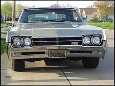 1966 Oldsmobile 442 455 CI, 4-Speed for sale by Mecum Auction