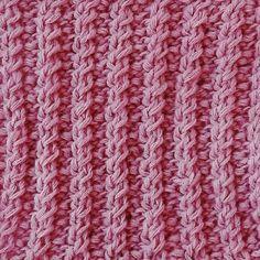 12 vändbara stickmönster (strukturmönster) till halsdukar, sjalar, filtar ... Knitting Stitches, Knitting Patterns, Threading, Knit Patterns, Knitting Stitch Patterns, Loom Knitting Stitches, Loom Knitting Patterns, Knit Stitches, Loom Knitting