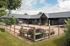 Bespoke Timber Stables from Scotts of Thrapston. Buy stables from Scotts by calling 01832 Equestrian Stables, Horse Stables, Horse Barns, Dream Stables, Dream Barn, Horse Shelter, Horse Barn Plans, Horse Training, Training Tips