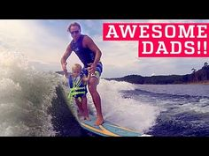 PEOPLE ARE AWESOME | Awesome Dads & Kids Edition (ft. OneRepublic) | Father's Day - YouTube