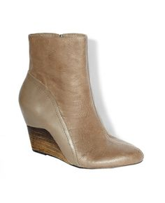 HILLARI booties by Vince Camuto