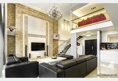 新古典風客廳 Design Case, Living Room Designs, Style, Swag, Decorating Living Rooms, Outfits