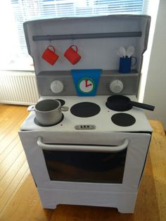 Sinterklaas surprise oven