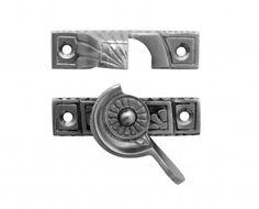 Ornate Solid Brass #Window Sash #Lock Satin Chrome # 15441 Shop --> http://www.rensup.com/Sash-Lifts/Sash-Window-Locks-Satin-Chrome-Sash-Window-Lock-2.6-inch-L/pd/15441.htm?CFID=1797075&CFTOKEN=b91cff837e7f52c3-296EBA35-A424-6B4A-5093FFDC5DA88813