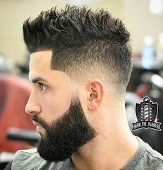 Men's Street Fashion And Haircuts