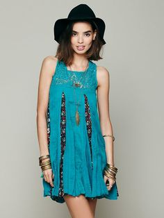 Free People FP ONE Annabella Day Dress http://www.freepeople.co.uk/whats-new/fp-one-annabella-day-dress/