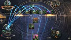 HEX Shards of Fate is a Free-to-play Trading Card MMO Game MMOTCG