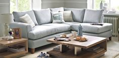 Slender, modern and welcoming - whatever the space, this sofa offers ample seating and a subtlety that enables it to become one with any room.