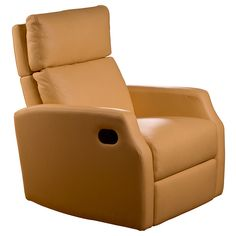 Found it at www.dcgstores.com - ♥ ♥ Sidney Contemporary Leather Recliner Chair - Swivel, Glider ♥ ♥