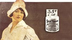 Scott Paper Company inventó el papel sanitario en rollo (1880) http://www.weimark.es/brann/scottex-y-el-origen-del-papel-higienico/?preview=true&preview_id=564&preview_nonce=44ae87993b #Historia #Branding #Packaging #Paper #higiene #salud