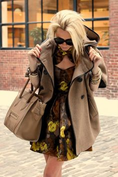 love this fall look, love the colors
