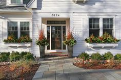 Give your facade, driveway or garage doors a more appealing look to make a strong first impression