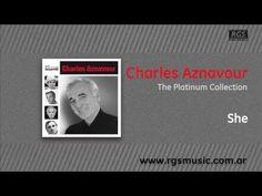 ▶ Charles Aznavour - She - YouTube