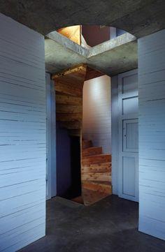 Cien House by Mathias Klotz, Smiljan Radic and Cecilia Puga