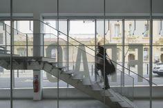 Stair of Contemporary Art Center – FRAC / Kengo Kuma & Associates - 3