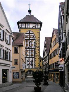 Reutlingen - Am Tübinger Tor