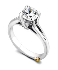 Exquisite Traditional Engagement Ring