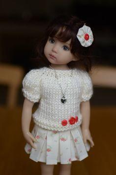 "Outfit for Little Darling Dolls 13"" Dianna Effner | eBay"
