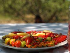 El blog Aprendiz de Cocina ha posteado una excelente nota sobre los ajíes y la cocina peruana.