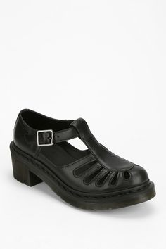 Dr. Martens Jocelyn T-Strap Heel.  saw someone in these today.  must get them too