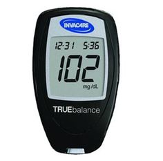 Invacare TRUEbalance #Blood #Glucometer - no coding, fast & easy,10 secs w/ a 1.0 ml blood sample   Price:  26.97   Your Price Today:  $21.99   You save: 4.98! Blood Glucose Monitor, Glucose Test, Thing 1, Cooking Timer, Glucose Meters, Coding, Easy, Programming