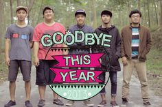 Check out Good bye this year on ReverbNation