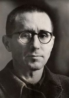 Bertolt Brecht  (born Eugen Berthold Friedrich Brecht; 1898–1956), was a German poet, playwright, theatre director, and Marxist. A theatre practitioner of the 20th century, Brecht made contributions to dramaturgy and theatrical production, the latter through the tours undertaken by the Berliner Ensemble – the post-war theatre company operated by Brecht and his wife, long-time collaborator and actress Helene Weigel.