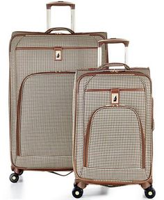 London Fog Cambridge Spinner Luggage - Luggage Collections - luggage & backpacks - Macy's