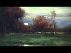 Study painting with Dennis Sheehan