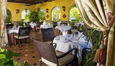 Coyaba Beach Resort: For a boutique hotel, Coyaba has a choice of three good restaurants serving Jamaican fare.
