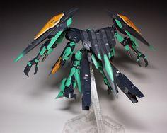 GUNDAM GUY: 1/144 Revitalizer Raiser - Custom Build