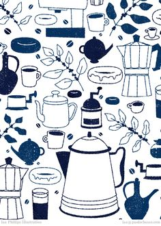 Ian Phillips: Patterns