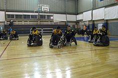 Primeira Copa Sul-americana de Clubes de Quad Rugby na Argentina | PORTAL PCD ON-LINE