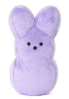 Cuddle up with soft PEEPS bunny or give one as a gift!