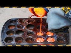 All the information you need to know about a DIY metal foundry can be found here. Learn how to build your own metal melting foundry for metal casting. Metal Projects, Welding Projects, Metal Crafts, Blacksmith Projects, Fun Projects, Diy Crafts, Metal Tree Wall Art, Metal Art, Metal Tools