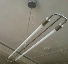 BAUHAUS INDUSTRIAL LOFT STREAMLINE LAMP KAISER IDELL | eBay ($200-500) - Svpply