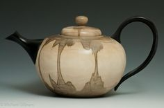 Collectors of Wood Art - Artist Portfolio Michael Gibson, Teapots And Cups, Teacups, Artist Portfolio, Tea Cozy, Wood Creations, Coffee Set, Tea Ceremony, Wood Sculpture