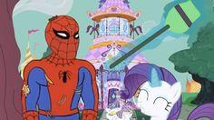 Spider-Man Meets My Little Pony  [ Español Latino - Fandub ]