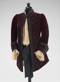 (Front) Evening Jacket    Charles Fredrick Worth, 1890  The Metropolitan Museum of Art