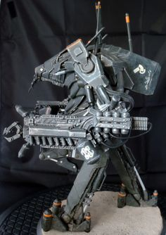 Weta's District 9 Exo-suit up for order - Page 16 - Statue Forum