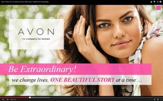 Avon Gives You A Chance to Earn More Cash. Explore the Possibilities.  Join today at www.start.youravon.com use reference code:  igrooms the investment is only $15 and you become your own BOSS