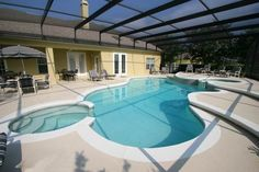 Orlando vacation home rental with private pool, near Disney