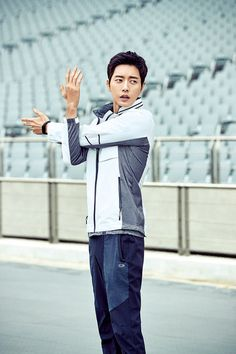 Park Hae Jin was chosen as the muse for CenterPole, check it out! Source   Top Star News
