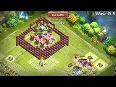 Castle Clash - YouTube