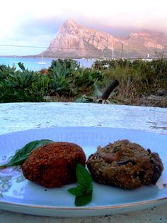 Le Cose Sono Come Sono: Polpette di melanzane, terra siciliana e affetto